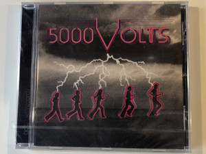 5000 Volts / Hot Shot Records Audio CD 2014 / HSR011