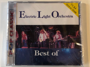 Electric Light Orchestra - Best Of / Total Time 71:54 / Pop Classic / Audio CD / 5998490700805