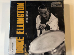 Duke Ellington ‎– Mood Indigo / 4 CD SET + BOOKLET / Membran Music Ltd. 4x Audio CD, Set Box, Stereo, Mono / 233326