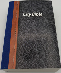 City Bible - Bijbel - Herziene Statenvertaling / Dutch language Holy Bible - Revised version / Royal Jongbloed 2012 / Paperback (9789065393470)