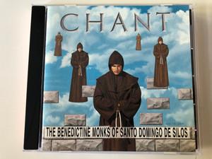 Chant - The Benedictine Monks Of Santo Domingo De Silos / Angel Records Audio CD 1993 Stereo / CDC 7243 5 55138 2 3