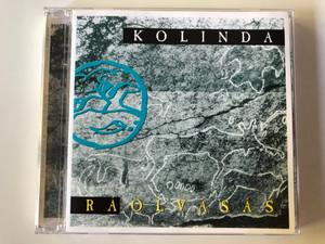 Kolinda – Ráolvasás / Fonó Records Audio CD 1997 / FA-027-2