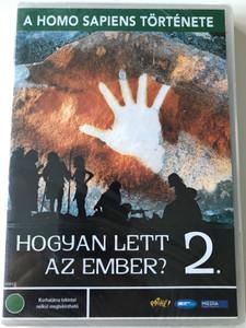 Homo Sapiens DVD 2005 Hogyan lett az ember? 2. / Directed by Chip Proser, Jacques Malaterre / A homo sapiens története (5998133164438)