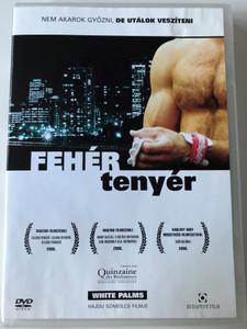 Fehér tenyér DVD 2005 White Palms / Directed by Hajdu Szabolcs / Starring: Hajdu Miklós, Kyle Shewfelt (5999544242777)