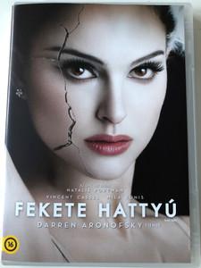 Black Swan DVD 2010 Fekete Hattyú / Directed by Darren Aronofsky / Starring: Natalie Portman, Mila Kunis, Vincent Cassel (5996255736175)