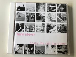 Leni Stern – Finally The Rain Has Come / Metalimbo Records Audio CD 2003 / EFA CD 06364-2