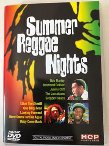 Summer Reggae Nights DVD / I shot the sheriff, One Bingi man, Natty dread, Medley / MCP Sound & Media (9002986612186)