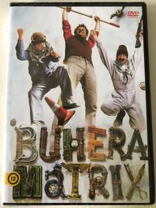 Buhera mátrix DVD 2007 Hungarian comedy / Directed by Márton István / Starring: Bánki Gergely, Tóth Orsi, Hollósi Frigyes, Magyar Attila (5999860186465)