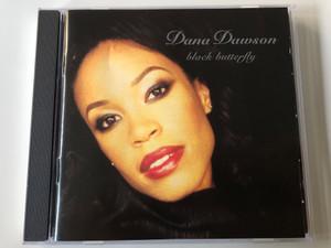 Dana Dawson – Black Butterfly / EMI United Kingdom Audio CD 1995 Stereo / CDEMC 3720