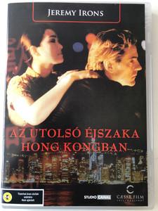 Chinese Box DVD 1997 Az utolsó éjszaka Hong kongban / Directed by Wayne Wang / Starring: Jeremy Irons, Gong Li, Maggie Cheung, Michael Hui (5999554700670)