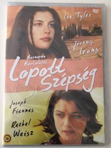 Stealing Beauty DVD 1996 Lopott szépség / Directed by Bernardo Bertolucci / Starring: Jeremy Irons, Liv Tyler, Sinéad Cusack, Jean Marais, Donal McCann (5996473012730)