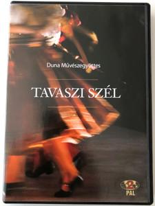 Tavaszi szél DVD 2011 Duna Művészegyüttes / Directed by Juhász Zsolt / Göncöl zenekar / Duna Palota Nonprofit Kft. / Hungarian theatrical folk dance (TavasziSzélDVD)