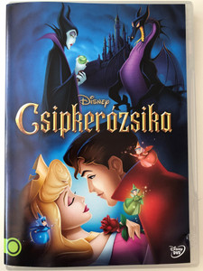 Sleeping Beauty (Csipkerózsika) DVD 1959 / Directed by Clyde Geronimi / Starring: Mary Costa, Bill Shirley, Eleanor Audley, Verna Felton / Walt Disney (5996514018578)