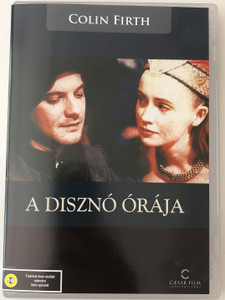 The Hour of the Pig DVD 1993 A disznó órája / Directed by Leslie Megahey / Starring: Colin Firth, Ian Holm, Donald Pleasence, Amina Annabi, Nicol Williamson / AKA The Adcovate (5999882974460)