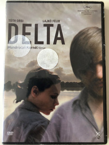 Delta DVD 2008 / Directed by Mundruczó Kornél / Starring: Lajkó Félix, Tóth Orsolya, Monori Lili, Gáspár Sándor, Martin Wuttke (5999544256408)