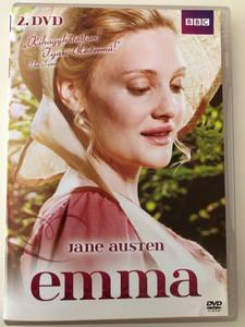 Jane Austen's Emma DVD Part 2. / BBC mini-series / Directed by Jim O'Hanlon / Starring: Romola Garai, Jonny Lee Miller, Michael Gambon, Tamsin Greig (5996473008863)