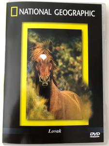The Noble Horse - National Geographic DVD 2000 Lovak - Tarts velünk egy látványos utazásra! / Producers: Keenan Smart, Christine Weber / Nature documentary - Horses / (5999540360406)