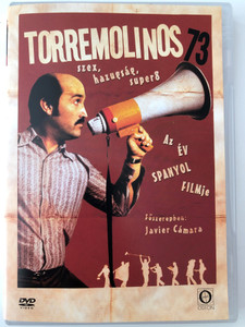 Torremolinos 73 DVD 2003 / Directed by Pablo Berger / Starring: Javier Cámara, Candela Peña, Juan Diego (5998285751951)