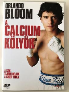 The Calcium Kid 2004 Kálcium kölyök DVD / Directed by Alex De Rakoff / Starring Orlando Bloom, Michael Peña, Michael Lerner, Billie Piper, Mark Heap (5050582237597)