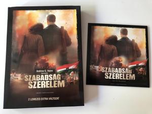 Szabadság, szerelem 2DVD Children of Glory 2006 Special edition + Audio OST CD / Directed by Goda Krisztina / Hungary's Revolution of 1956 / Produced by Andrew G. Vajna / Written by Joe Eszterhas, Colin K. Gray (5996255723304.)
