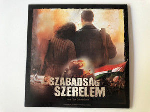 Szabadság, szerelem - Children of Glory 2006 Audio OST CD / Hungary's Revolution of 1956 Movie Music Score / Official Sound Track (SzabadságSzerelemAudioCD)