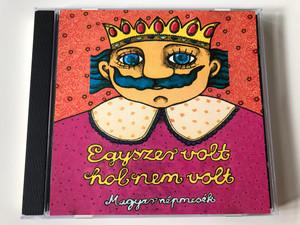 Egyszer volt, hol nem volt - Magyar nepmesek / M.E.S. Muller Audio CD 2005 / md92