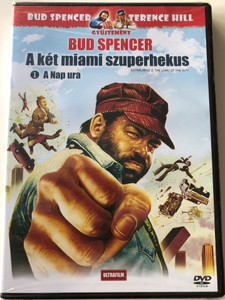 Extralarge 2 The lord of the sun DVD 1993 A 2 miami szuperhekus - 1. A nap ura / Directed by Alessandro Capone / Starring: Bud Spencer, Philip Michael Thomas, Michael Winslow (5999882817835)
