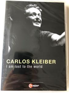 Great Conductors DVD 1 Carlos Kleiber - I am lost to the world / Directed by Georg Wübbolt / Ich bin der Welt abhanden gekommen / Documentary - portrait about the conductor (814337010560)