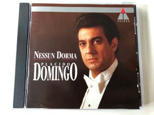 Nessun Dorma - Placido Domingo / Teldec Classics Audio CD 1991 Stereo / 9031-73741-2