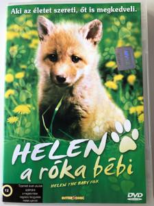 Helen the baby Fox DVD 2006 Helen a róka bébi / Directed by Keita Kono / Starring: Takao Osawa, Yasuko Matsuyuki, Arashi Fukasawa, Ryoko Kobayashi (5999030481338)