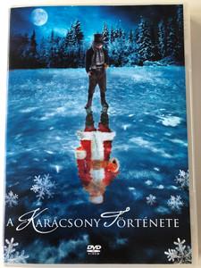 Joulutarina DVD 2007 A Karácsony története / Directed by Juha Wuolijoki / Starring: Hannu-Pekka Björkman, Otto Gustavsson, Kari Väänänen / AKA Christmas Story (5999883580329)