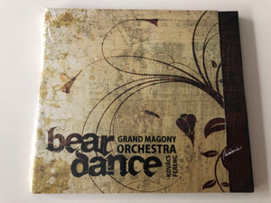 Bear Dance - Grand Magony Orchestra ‎/ Kovacs Ferenc / Hunnia Records ‎Audio CD / HRCD 705