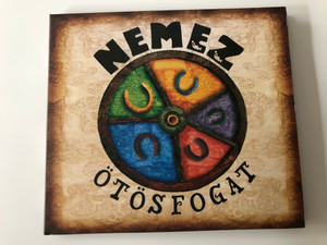 Nemez - Ötosfogat / Tempo-086 Audio CD + DVD 2008 / RNF-0690
