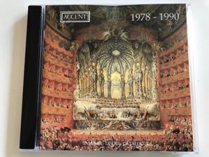 Accent 1978 - 1990 / Sampler-Disque Catalogue / Accent Audio CD 1990 / ACC 8965 D