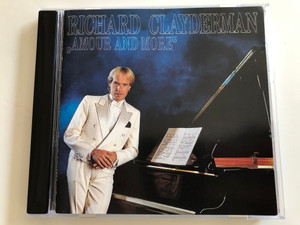 Richard Clayderman – ''Amour And More'' / MMC Records Audio CD 1991 / CD MMC 9137