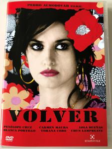 Volver DVD 2006 / Directed by Pedro Almodóvar / Starring. Penélope Cruz, Carmen Maura, Lola Dueñas, Blanca Portillo, Yohana Cobo (5999544252950)