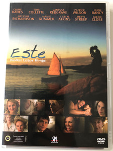 Evening DVD 2007 Este / Directed by Lajos Koltai / Starring: Claire Danes, Toni Collette, Vanessa Redgrave, Patrick Wilson / Bonus Audio CD OST (5999544156081)