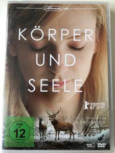 Körper und Seele DVD 2017 On Body and Soul (Testről és lélekről) / Directed by Ildikó Enyedi / Starring: Géza Morcsányi, Alexandra Borbély (4042564181111)
