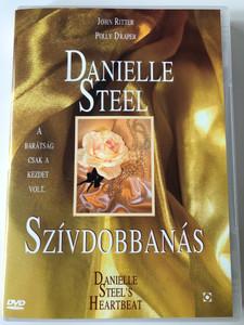 Danielle Steel's Heartbeat DVD 1993 Szívdobbanás / Directed by Michael Miller / Starring: John Ritter, Polly Draper (5999544253711)