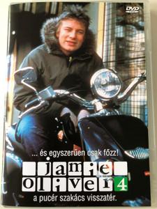 Oliver's Twist DVD Jamie Oliver vol. 4 / A pucér szakács visszatér / és egyszerűen csak főzz / Directed by Brian Klein / 3 episodes / Cooking with Jamie Oliver (5998329508060)