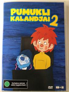 Meister Eder und sein Pumuckl 2 DVD 1987 Pumukli Kalandjai 2 / Directed by Ulrich König, Imo Moszkowicz / Starring: Gustl Bayrhammer, Towje Kleiner, Hans Clarin (5990651840199)