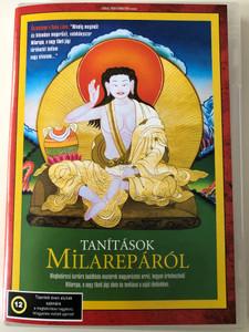 Teachings on Milarepa DVD 2006 Tanítások Milarepáról / Directed by Sasha Meyerowitz / Khandro Rinpoche, Orgyen Tobgyal Rinpoche, Sogyal Rinpoche, Ani Pema Chodron, Lama Zopa Rinpoche, Arija Rinpoche, Neten Chokling (5996492104232)