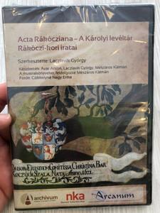 Acta Rákócziana DVD ROM A Károlyi levéltár Rákóczi-kori iratai / Edited by Laczlavik György / Contributors: Avar Anton, Mészáros Kálmán, Czikkelyné Nagy Erika (9789636312145)