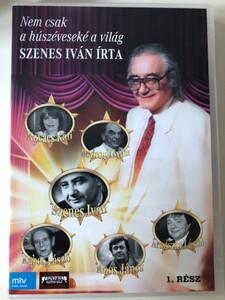 Nem csak a húszéveseké a világ 1. öröklemez DVD 2010 / Directed by Kalmár Tibor / Írta Szenes Iván / Szenes Iván, Kovács Kati, Kabos László, Koós János / Hungarian Veteran Performers (5999546019711)