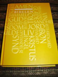 Danish Bible / BIBELEN / Den Hellige Skrifts Kanoniske Boger / Denmark