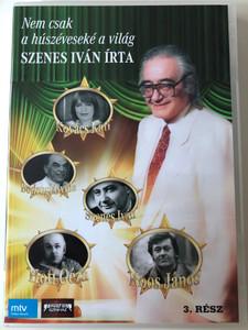 Nem csak a húszéveseké a világ 3. öröklemez DVD 2010 / Directed by Kalmár Tibor / Írta Szenes Iván / Bodrogi Gyula, Kovács Kati, Koós János, Hofi Géza / Hungarian Veteran Performers (5999546019698)