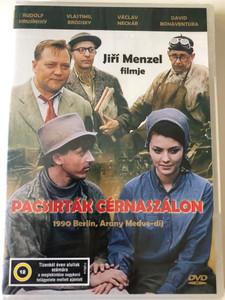 Skrivánci Na Nitich DVD 1969 Pacsirták cérnaszálon (Larks on a String) / Directed by Jiří Menzel / Starring: Rudolf Hrušínský, Vlastimil Brodský, Václav Neckář (5996357343417)