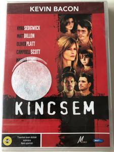 Loverboy DVD 2005 Kincsem / Directed by Kavin Bacon / Starring: Kyra Sedgwick, Kevin Bacon, Blair Brown, Sandra Bullock (5998133182630)