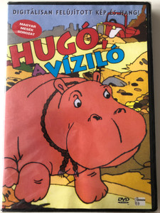 Hugo the Hippo DVD 1975 Hugo a víziló / Directed by Gémes József, William Feigenbaum / Voices: Berkes Gábor, Márkus László, Major Tamás, Bujtor István (5999016344275-)