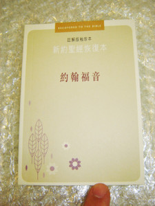 The Gospel of John / Recovery Version / Chinese Simplified Character Edition